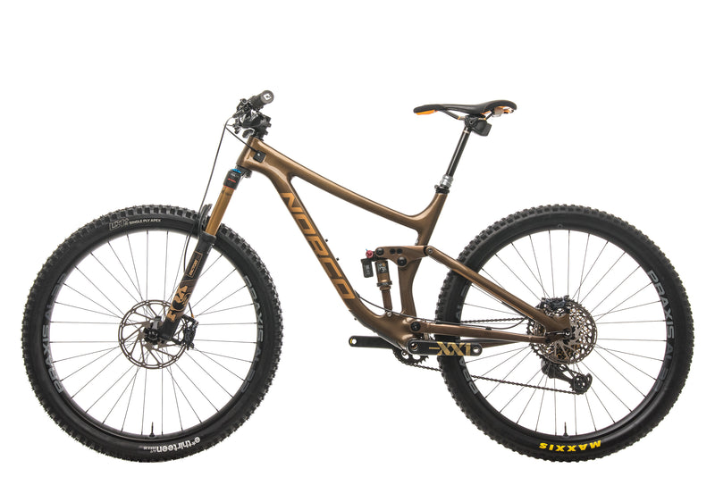 Norco Sight Carbon 29 Mountain Bike - 2019, Large non-drive side
