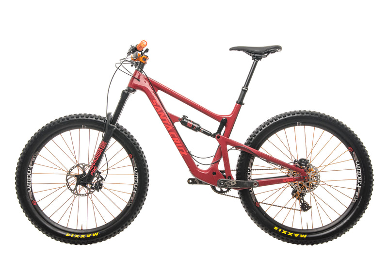 Santa Cruz Hightower CC Mountain Bike - 2016, Large non-drive side