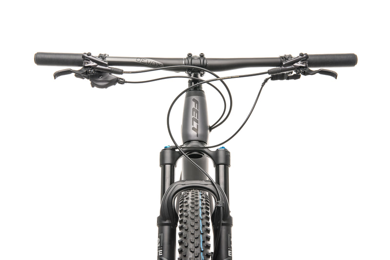 Felt Doctrine Advanced XT Mountain Bike - 2020, X-Large cockpit