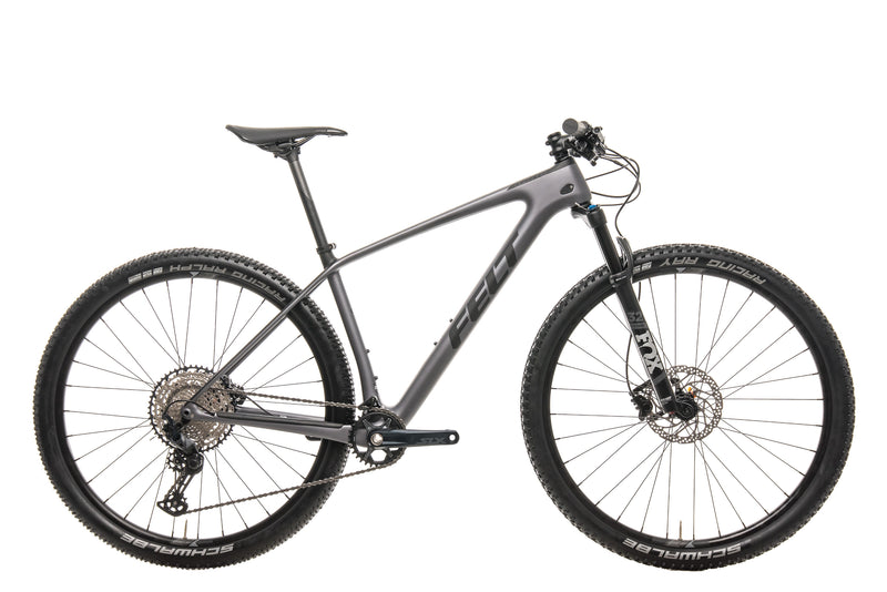 Felt Doctrine Advanced SLX Mountain Bike - 2020, Medium drive side