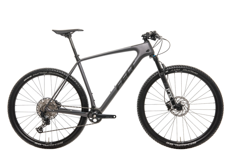 "Felt Doctrine Advanced SLX Mountain Bike - 2020, 22"" drive side"