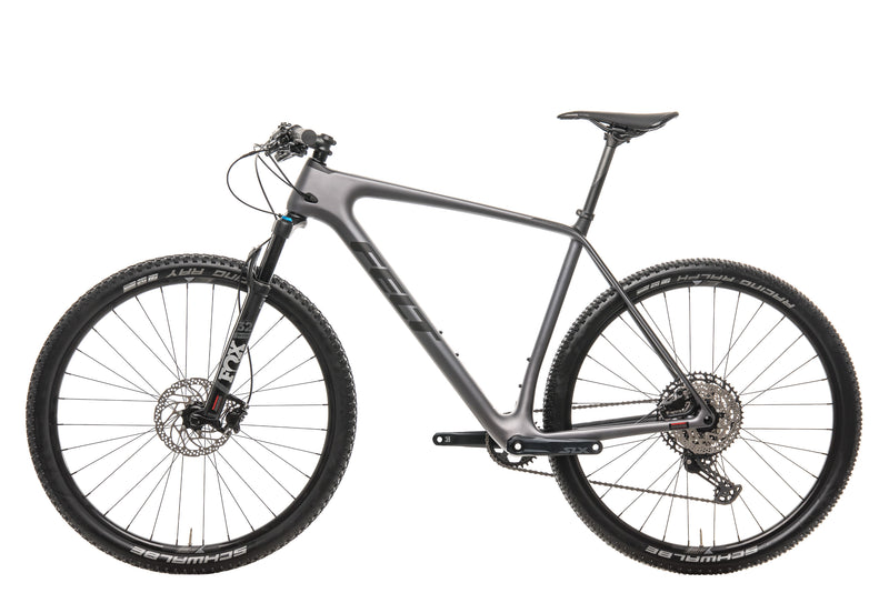 "Felt Doctrine Advanced SLX Mountain Bike - 2020, 22"" non-drive side"
