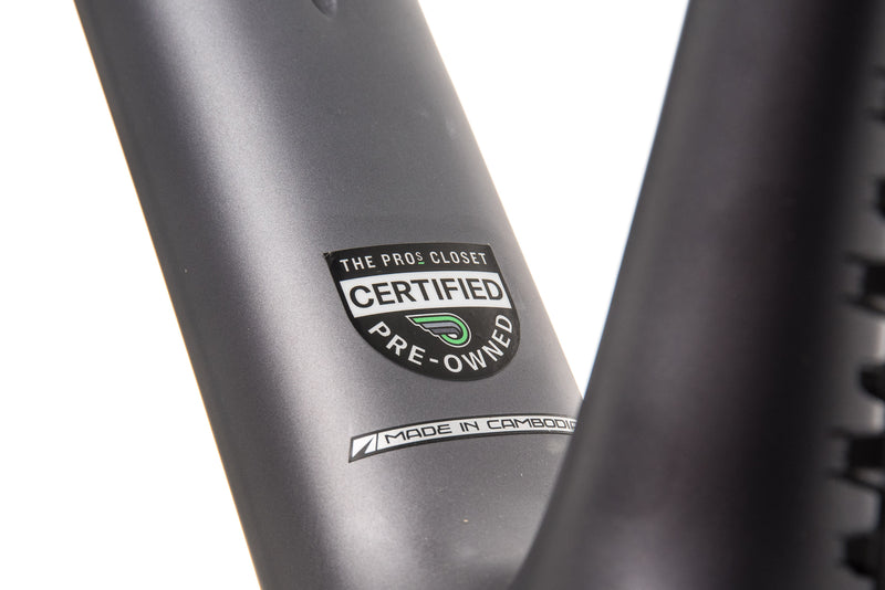 "Felt Doctrine Advanced SLX Mountain Bike - 2020, 22"" sticker"