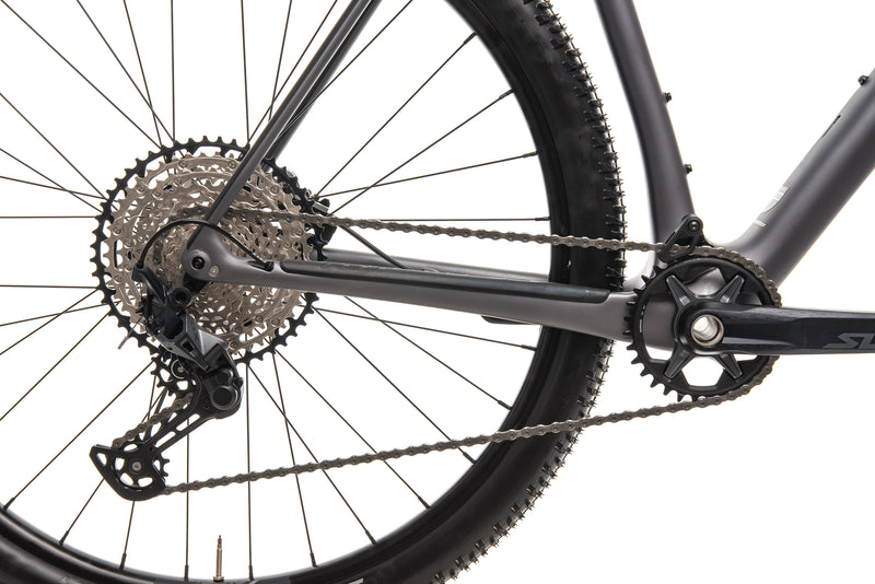 "Felt Doctrine Advanced SLX Mountain Bike - 2020, 22"" drivetrain"