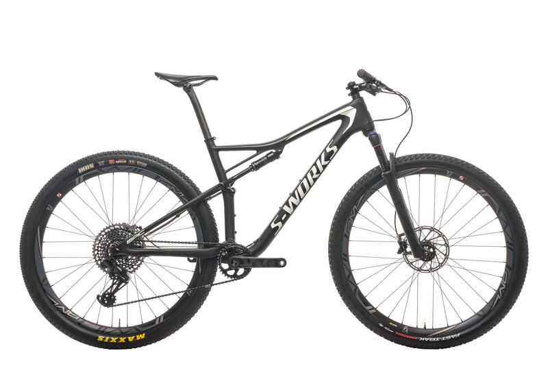 Specialized S-Works Epic XX1 Eagle Mountain Bike - 2018, Large drive side