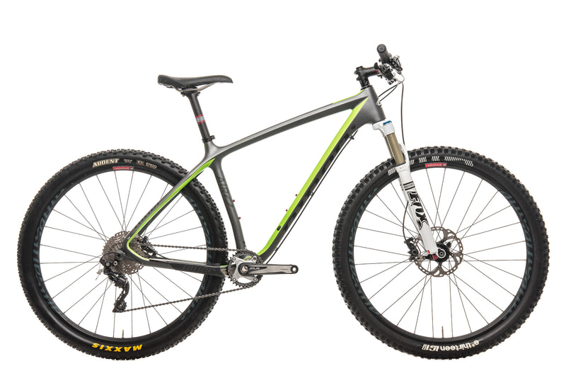 Niner Air 9 Carbon Mountain Bike - 2015, Large drive side