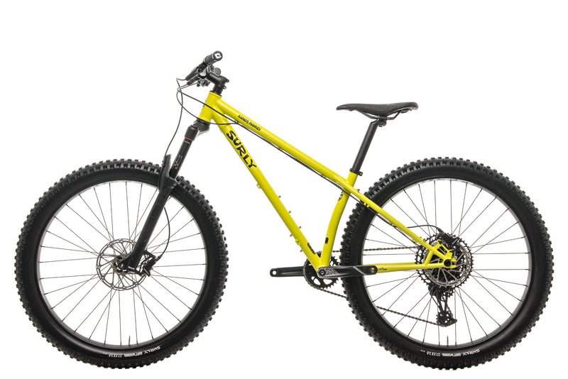Surly Karate Monkey Mountain Bike - 2019, Small non-drive side