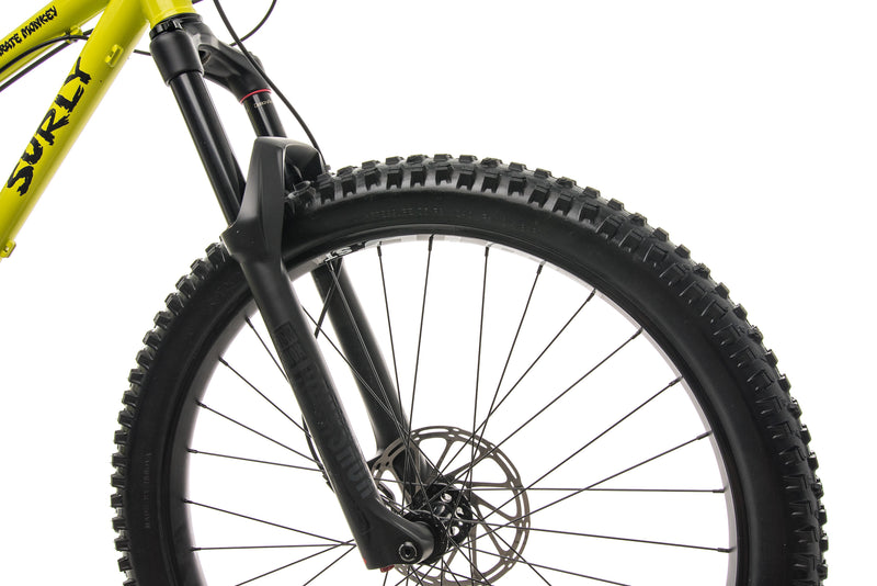 Surly Karate Monkey Mountain Bike - 2019, Small front wheel