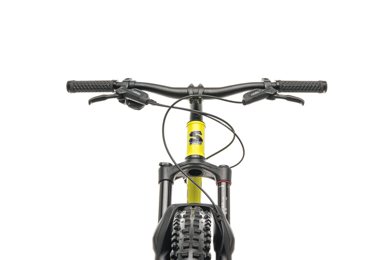 Surly Karate Monkey Mountain Bike - 2019, Small cockpit