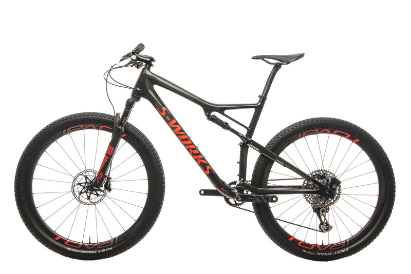 Specialized S-Works Epic Mens Mountain Bike - 2019, X-large non-drive side
