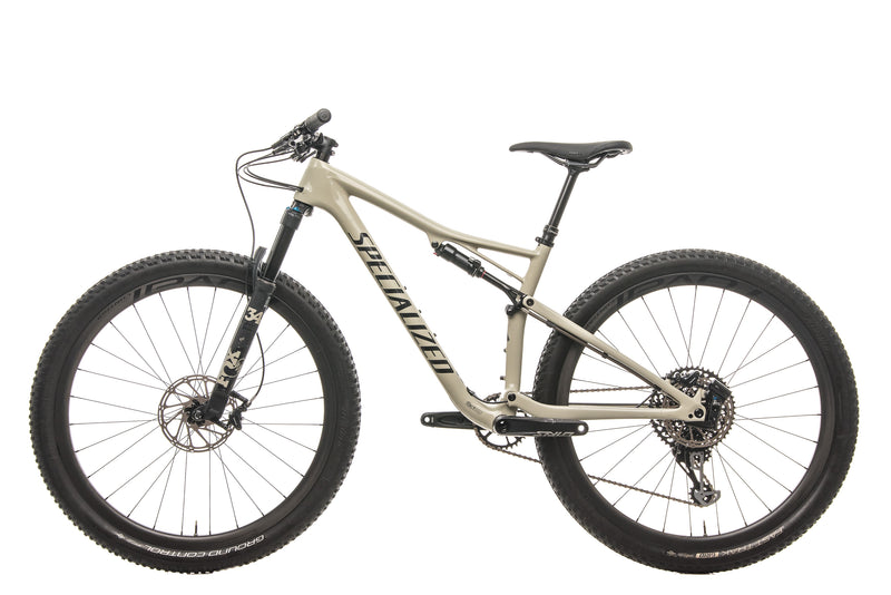 Specialized Epic Expert EVO Mountain Bike - 2019, Medium non-drive side