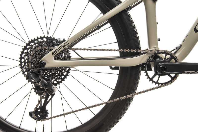 Specialized Epic Expert EVO Mountain Bike - 2019, Medium drivetrain