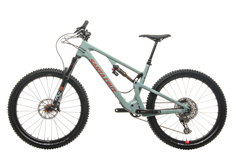 Santa Cruz 5010 CC X01 Reserve Mountain Bike - 2020, Large non-drive side