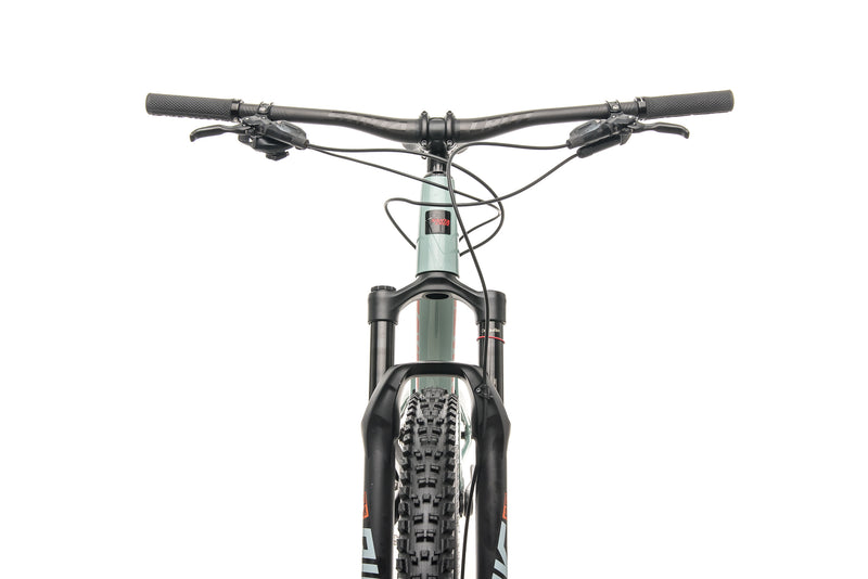 Santa Cruz 5010 CC X01 Reserve Mountain Bike - 2020, Large crank