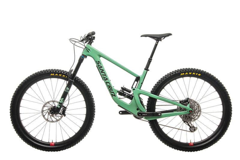 Santa Cruz Megatower CC X01 Reserve Mountain Bike - 2020, Medium non-drive side