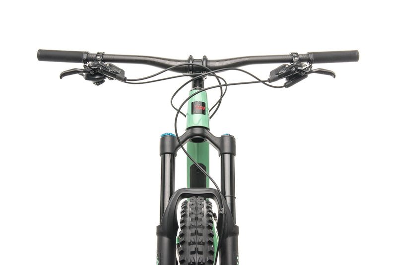 Santa Cruz Megatower CC X01 Reserve Mountain Bike - 2020, Medium detail 2
