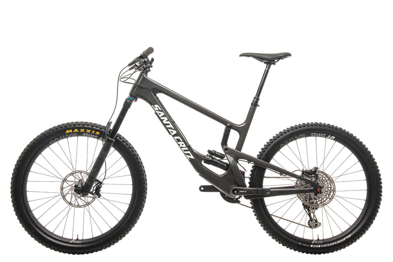 Santa Cruz Nomad CC X01 Mountain Bike - 2020, X-Large non-drive side