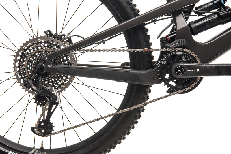 Santa Cruz Nomad CC X01 Mountain Bike - 2020, X-Large drivetrain