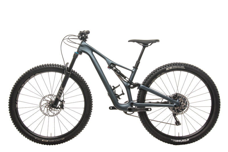 Specialized Stumpjumper ST Comp Carbon 29 Mens Mountain Bike - 2019, Small non-drive side
