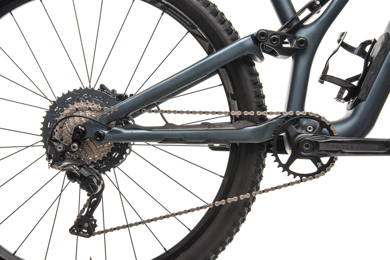 Specialized Stumpjumper ST Comp Carbon 29 Mens Mountain Bike - 2019, Small drivetrain