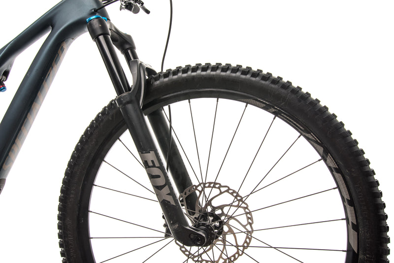 Specialized Stumpjumper ST Comp Carbon 29 Mens Mountain Bike - 2019, Small cockpit