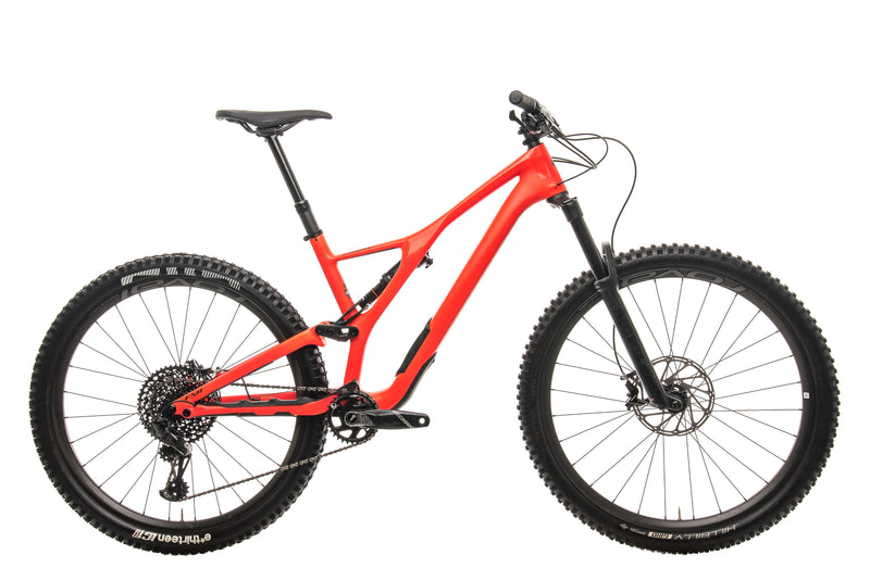Specialized Stumpjumper Expert 29 Mountain Bike - 2019, Large drive side