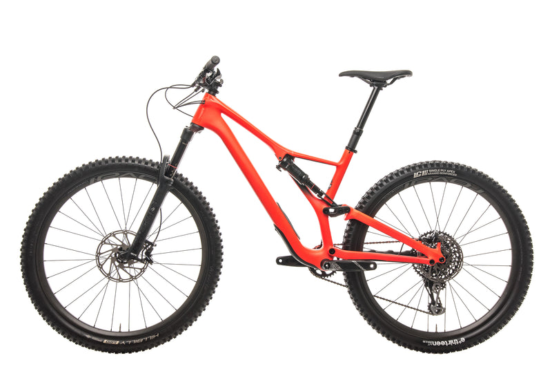 Specialized Stumpjumper Expert 29 Mountain Bike - 2019, Large non-drive side