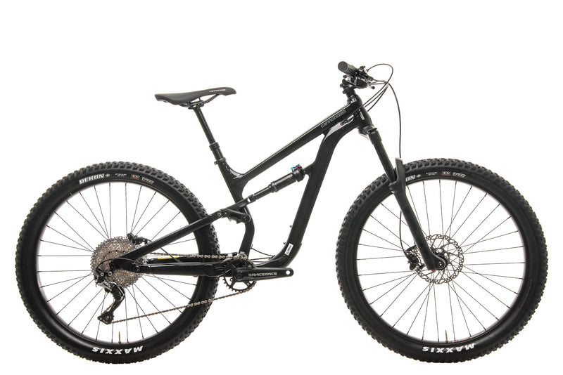 Cannondale Bad Habit 2 Mountain Bike - 2019, Small drive side