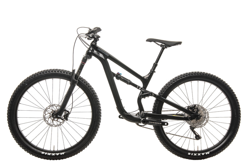Cannondale Bad Habit 2 Mountain Bike - 2019, Small non-drive side