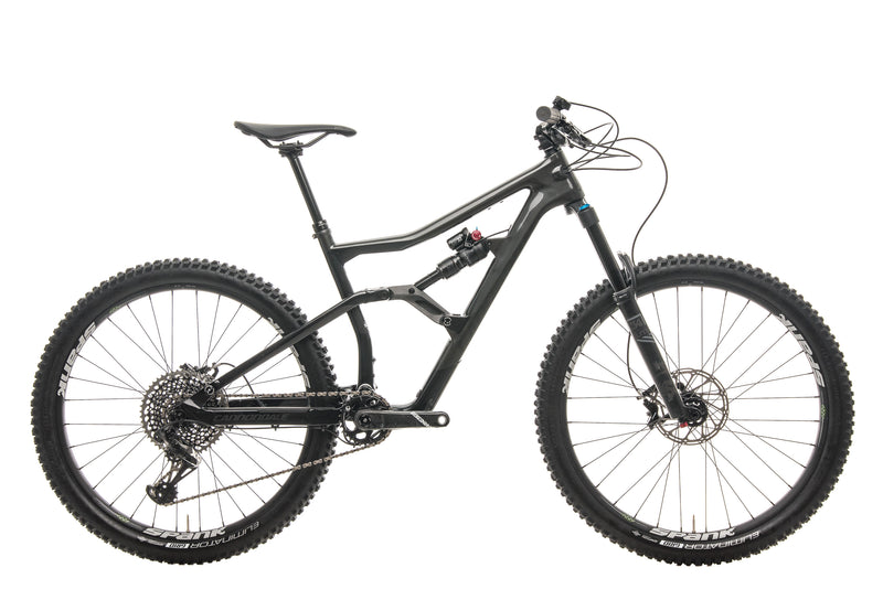 Cannondale Trigger 2 Mountain Bike - 2019, Medium drive side