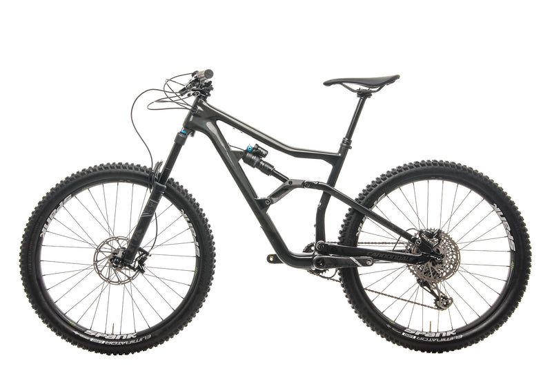 Cannondale Trigger 2 Mountain Bike - 2019, Medium non-drive side