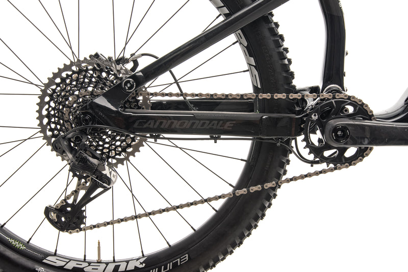 Cannondale Trigger 2 Mountain Bike - 2019, Medium drivetrain