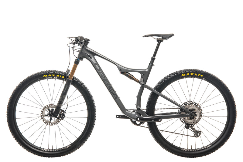 Orbea Oiz M10 TR Mountain Bike - 2020, Large non-drive side