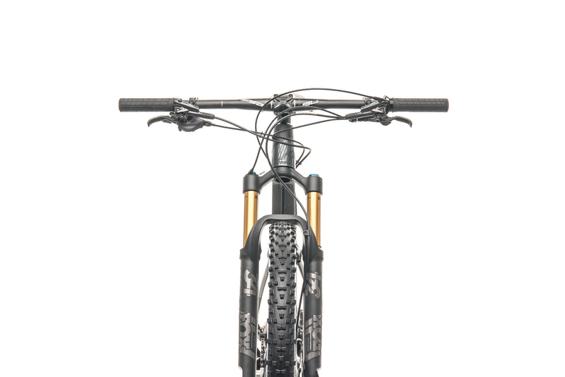 Orbea Oiz M10 TR Mountain Bike - 2020, Large crank