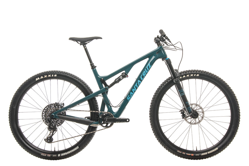 Santa Cruz Tallboy C S Mountain Bike - 2019, Large drive side