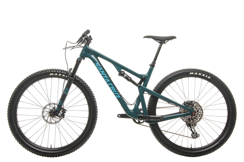 Santa Cruz Tallboy C S Mountain Bike - 2019, Large non-drive side