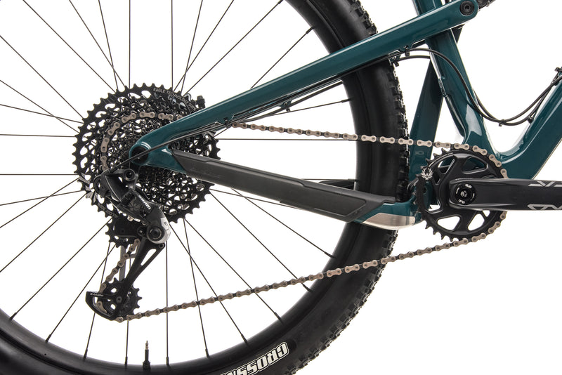 Santa Cruz Tallboy C S Mountain Bike - 2019, Large drivetrain