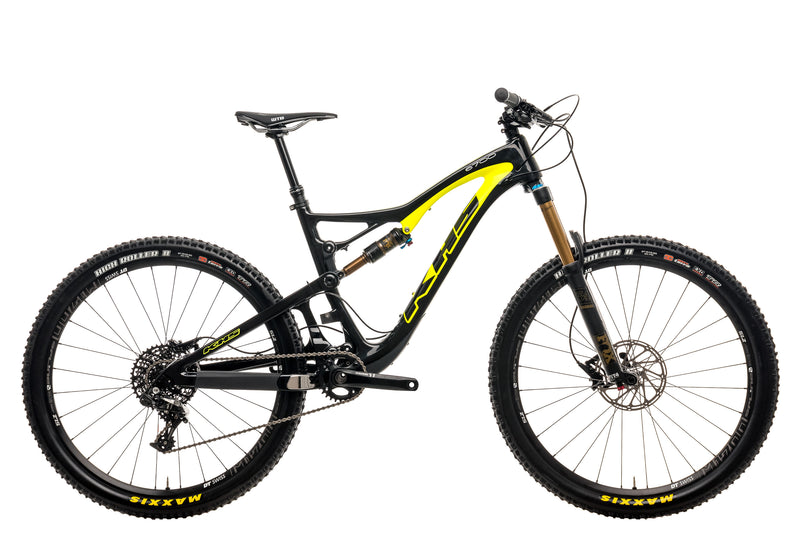 KHS SixFifty 6700 Mountain Bike - 2017, Medium drive side
