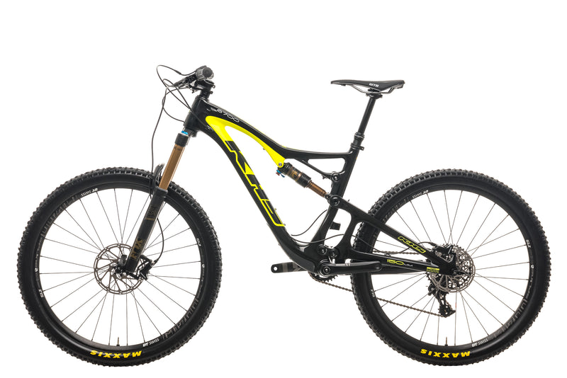 KHS SixFifty 6700 Mountain Bike - 2017, Medium non-drive side