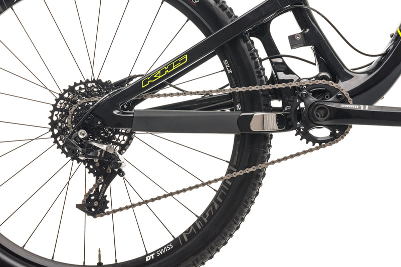 KHS SixFifty 6700 Mountain Bike - 2017, Medium drivetrain
