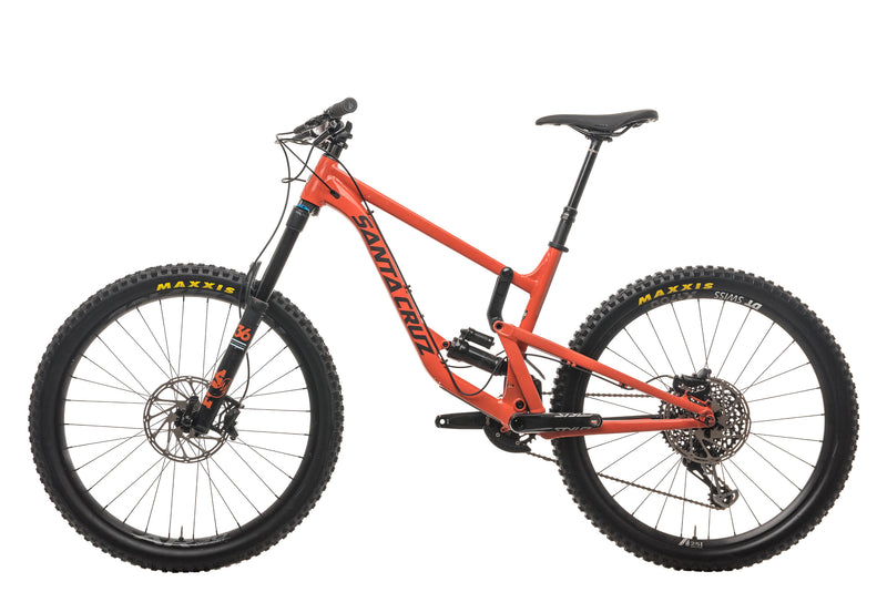 Santa Cruz Nomad Aluminum S Mountain Bike - 2019, Medium non-drive side
