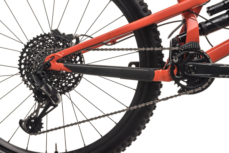 Santa Cruz Nomad Aluminum S Mountain Bike - 2019, Medium drivetrain