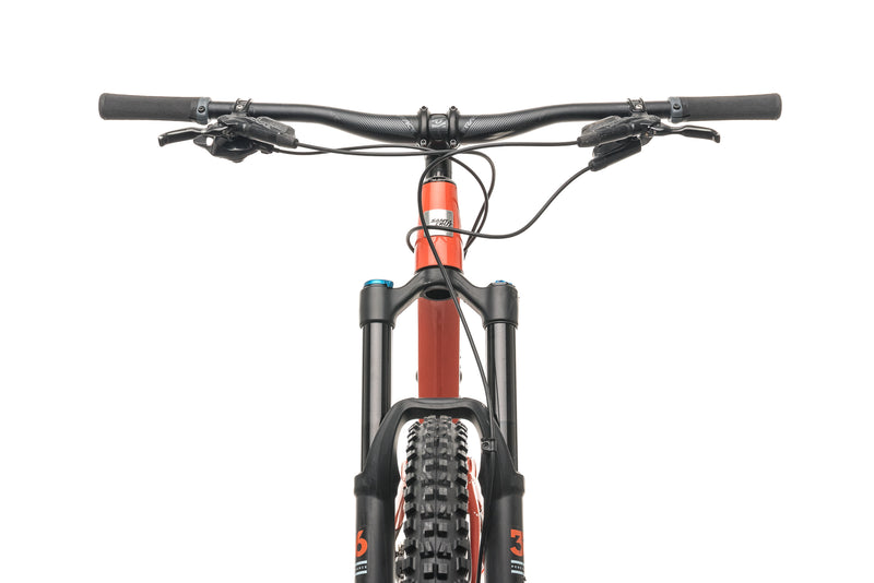 Santa Cruz Nomad Aluminum S Mountain Bike - 2019, Medium crank