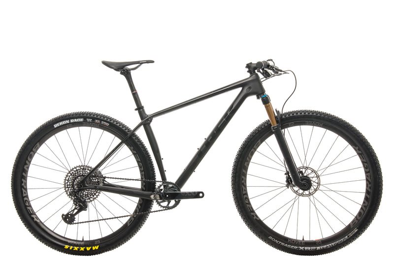 Trek Procaliber 9.9 SL Mountain Bike - 2019, Large drive side