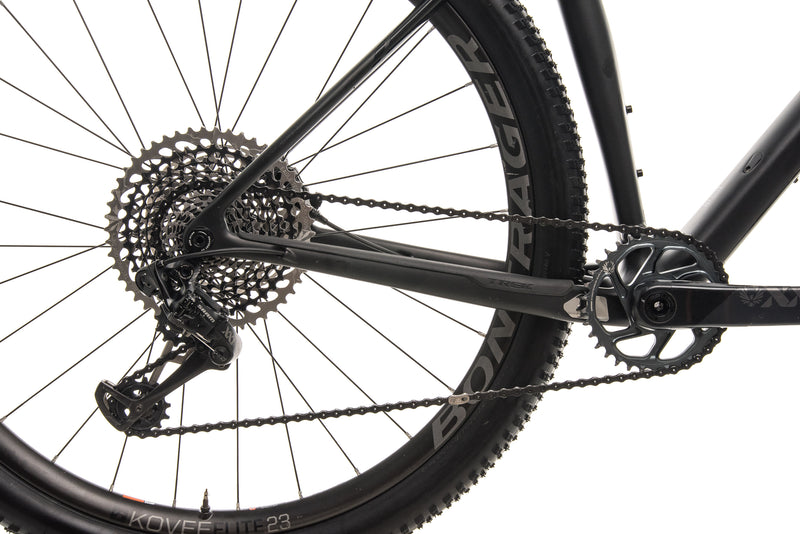 Trek Procaliber 9.9 SL Mountain Bike - 2019, Large drivetrain
