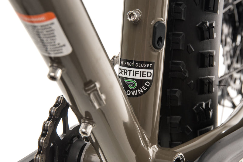 Surly Karate Monkey Mountain Bike - 2020, Large sticker