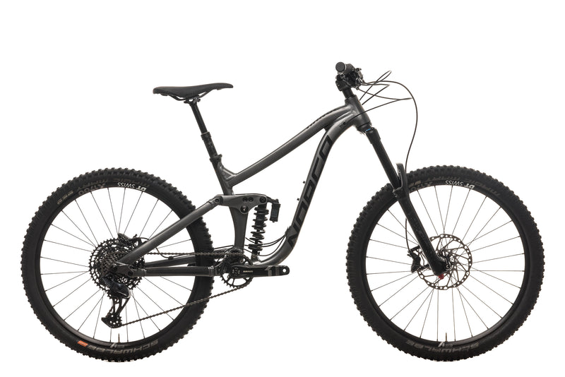 Norco Range A2 Mountain Bike - 2020, Small drive side