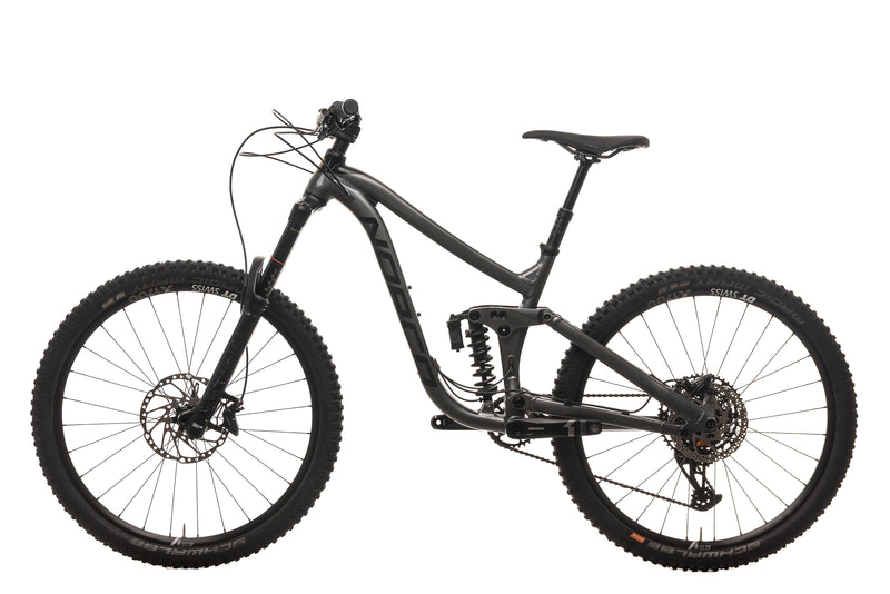 Norco Range A2 Mountain Bike - 2020, Small non-drive side
