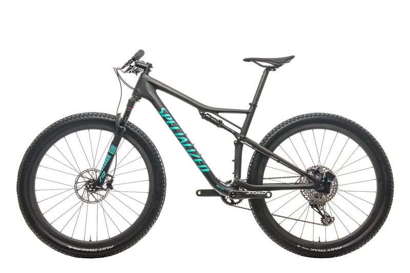 Specialized Epic Pro Mountain Bike - 2019, Large non-drive side