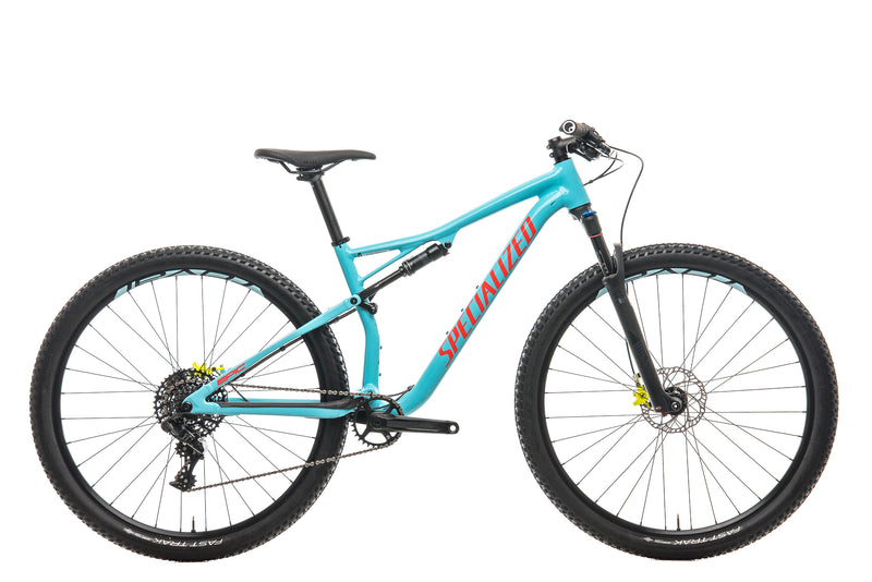 Specialized Epic Comp Mountain Bike - 2018, Medium drive side